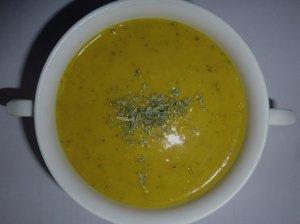 Trinta rudeninė moliūgų sriuba