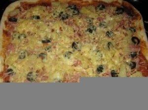 Aitri naminė pica