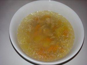 Rudeniška sriuba