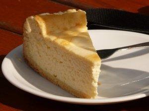 Varškės tortas - pyragas