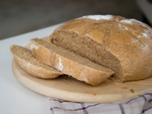 Naminė mielinė duona