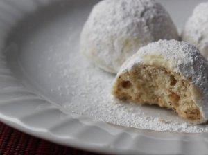 Sviestiniai graikinių riešutų sausainiai