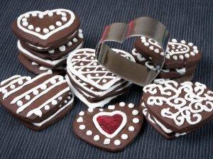 Šokoladiniai meduoliai