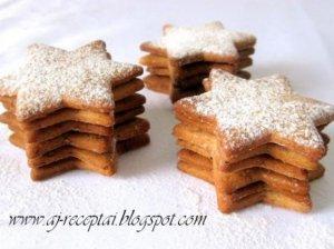 Švediški ploni imbieriniai sausainiai