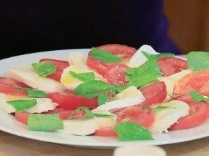Klasikinės Kaprio salotos