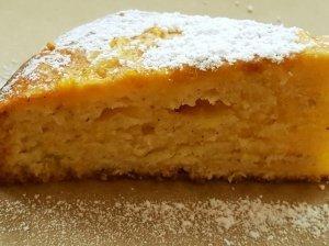 Marokietiškas apelsinų pyragas