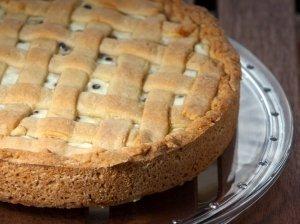 Sicilietiškas varškės pyragas
