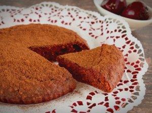 Burokėlių pyragas