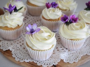 Puikusis sviestinis kremas tortams ir keksiukams papuošti