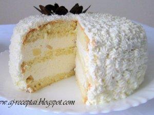 Jogurtinis tortas