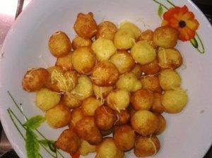 Gardūs bulvių kroketai