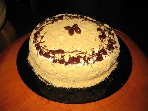 """Be galo skanus tortas """"Rafaello"""""""