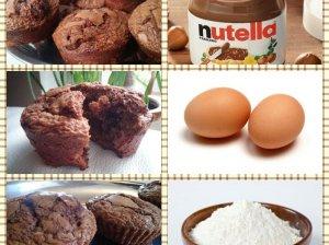 Burnoje tirpstantys Nutellos keksiukai - tik iš 3 ingredientų