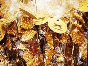 Naminiai griliažiniai saldainiai greitai ir pigiai
