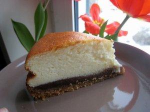 Vokiškas varškės pyragas