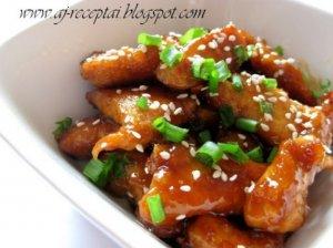 """Nuostabi kiniška vištiena """"Guo Bao"""""""