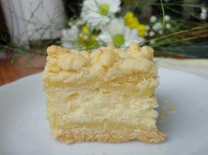 Skanus ir greitas varškės pyragas su pudingu