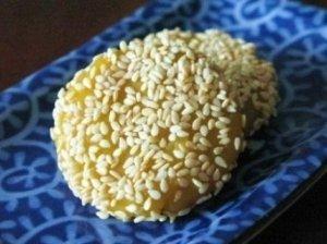 Sausainiai iš ryžių miltų