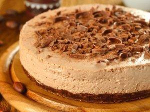 Nekeptas šokoladinis maskarponės tortas per pusvalandį