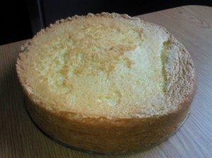 Lengvai paruošiamas biskvitas tortams