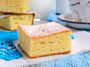 Citrininis svaro pyragas