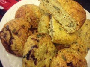 Puikiosios naminės duonelės be miltų
