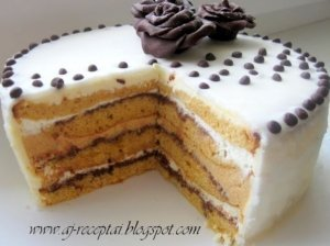 "Puikusis tortas 'Snickers"" - be galo skanus"