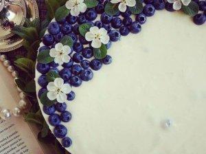 Greitas nekeptas varškės tortas