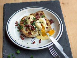 Puikieji Benedikto kiaušiniai su naminiu hollandaise padažu