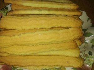 Nuostabūs vaikystės skonio sausainiai