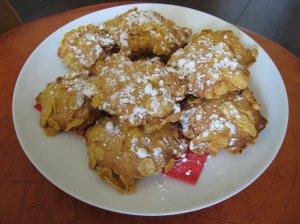 Greiti cornflakes dribsnių sausainiai