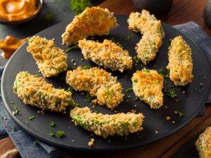 """Orkaitėje keptos avokado """"bulvytės"""" - sveikiau ir labai skanu!"""