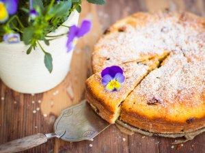 Greitas kefyro pyragas - pigus ir skanus