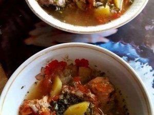 Chašlama - skanioji armėniška tiršta mėsos sriuba
