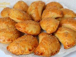Lengvai pagaminami mini pyragėliai su faršo įdaru