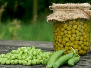 Naminiai konservuoti žalieji žirneliai - laiko patikrintas receptas