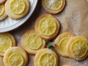 """Nuostabūs sviestiniai sausainiai """"Citrinėlės"""""""