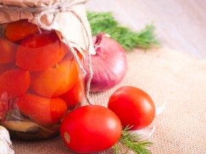 Rauginti pomidorai - sveika, greita ir skanu