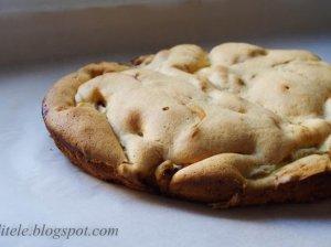 Pats greičiausias slyvų (arba obuolių) pyragas