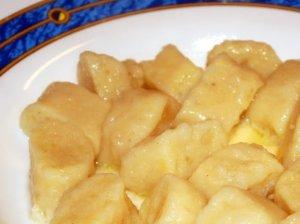 Virtų bulvių piršteliai - greita, skanu ir taupu