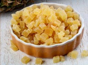 Džiovinti cukinijų saldainiai be cukraus