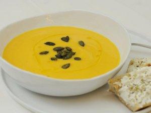 Trinta moliūgų sriuba - mano pati skaniausia