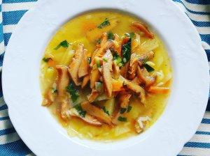 Rudmėsių sriuba
