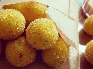 Virtų bulvių kroketai
