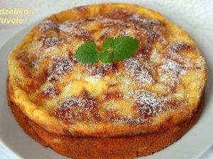 Greitas obuolių pyragas - vienas skaniausių ragautų!