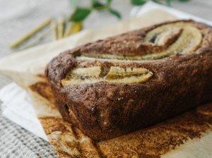 Bananų duona be kvietinių miltų