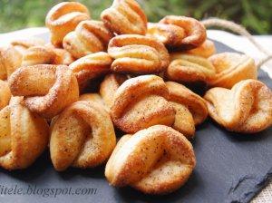 Sviestiniai varškės sausainiai