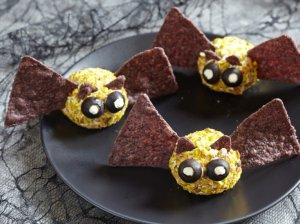 Sūrio kamuoliukai šikšnosparniai