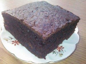 Plikytas šokoladinis pyragas