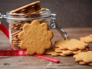 Švediški imbieriniai sausainiai Pepparkakor